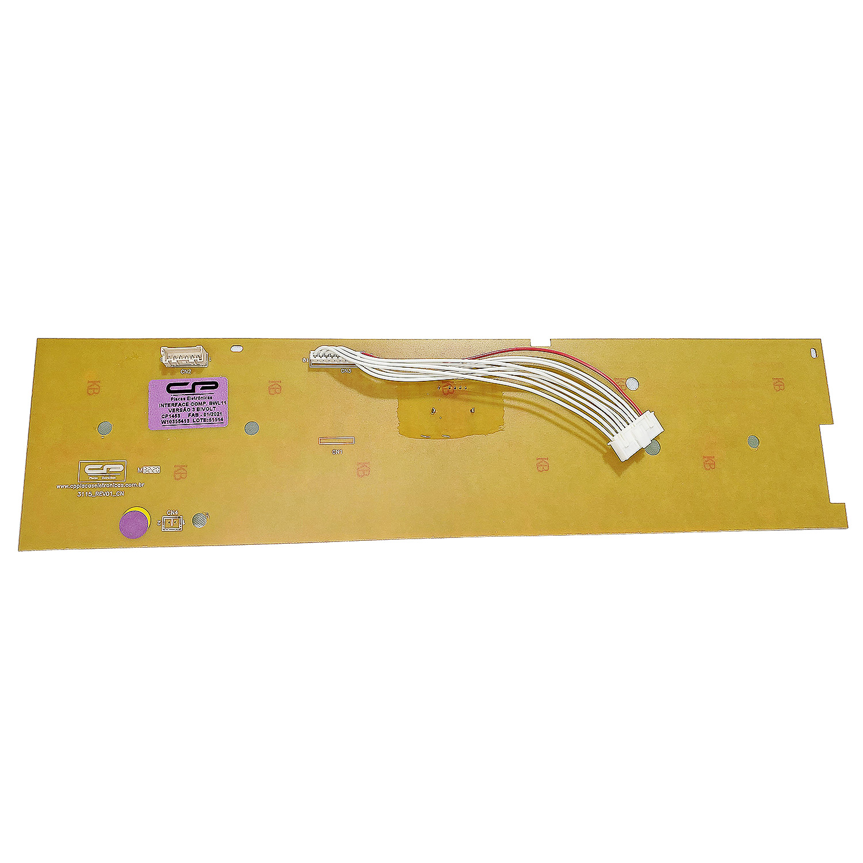 Placa de Potência Lavadora Brastemp CP Eletrônica 1463
