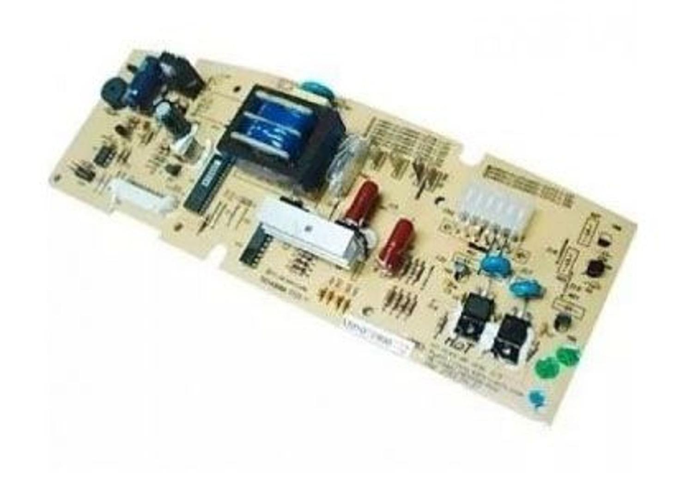 Placa de Potência Lavadora Electrolux 127V 64800110