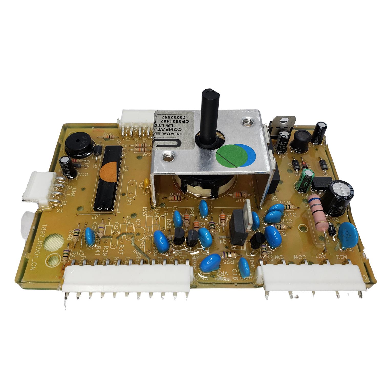 Placa de Potência Lavadora Electrolux CP Eletrônica 1467