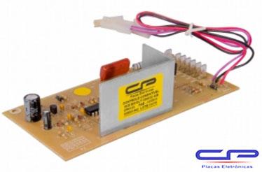 Placa Eletrônica Controle Eletrônico Lavadora Consul 5kg CWC22A/B bivolt CP Eletrônica 125