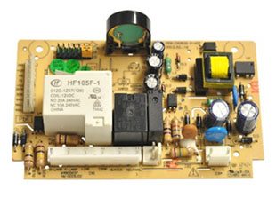 Placa Eletrônica Potência Para Geladeira Electrolux DF80X  Bivolt Original 64800637