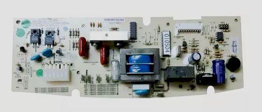Placa Eletrônica Electrolux Top6s Inferior 127v Original 64800114