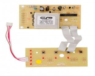 Placa Eletrônica Potencia e Interface para Lavadora Brastemp e Consul Bivolt CP Eletrônica 812