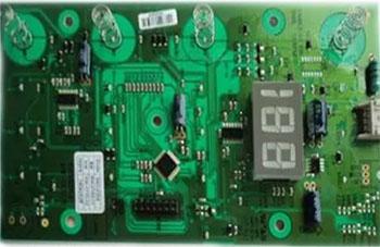 Placa Eletrônica Interface Geladeira Electrolux DF52/DFN52 Original 64502354