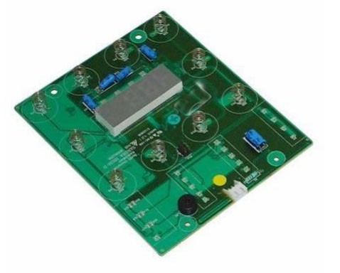 Placa Eletrônica Interface Geladeira Electrolux 64502715