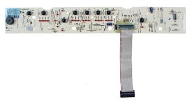 Placa Eletrônica Interface Lavadora Brastemp BWH09A Orig. 326053551