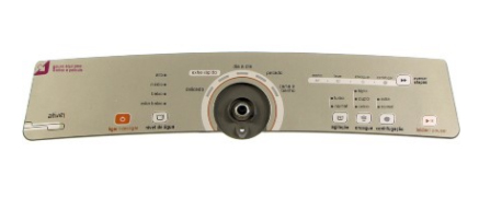 Placa Eletrônica Interface Lavadora Brastemp Finlândia Mid BMU11 Original W10463584