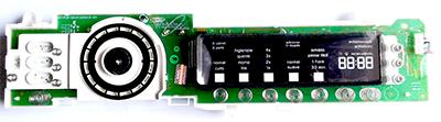Placa Eletrônica Interface Lavadora Brastemp Lava e Seca BNS10A Original W10485859