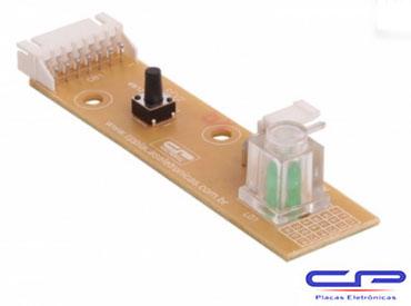 Placa Eletrônica Interface Lavadora Electrolux CP Eletrônica 992
