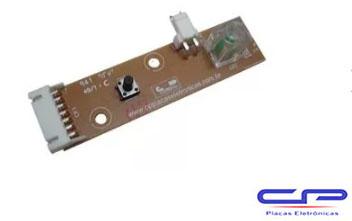 Placa Eletrônica Interface Lavadora Electrolux LT60 CP Eletrônica 992