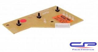 Placa Eletrônica Interface Lavadora Electrolux CP Eletrônica 1118