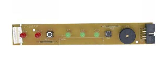 Placa Eletrônica Interface Refrigerador Brastemp Brm37A / Brm43 Original 411647