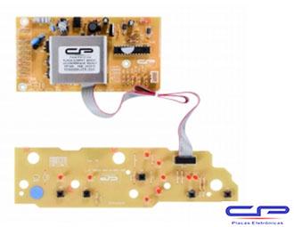 Placa Eletrônica Lavadora Brastemp CP Eletrônica 1449