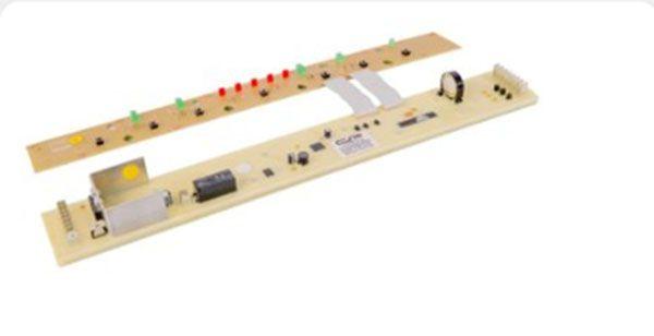 Placa Eletrônica Lavadora Brastemp BWQ22 QUENTE 326008194/ 326010252 CP243