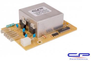 Placa Eletrônica Lavadora Electrolux LM06/ LF80 Bivolt CP Eletrônica 138
