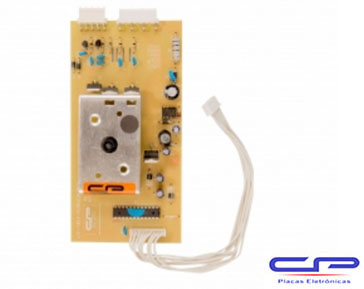 Placa Eletrônica Lavadora Electrolux LTE12_ V1 2008/2012 CP Eletrônica 1432