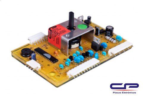 Placa de Potência Refrigerador Electrolux LTC15 / LT15F BIVOLT CP 1445