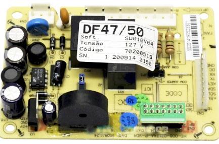 Placa Eletrônica Potência Para Geladeira Electrolux 127v DF47/50 Original 70001455
