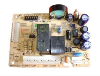 Placa Eletrônica Potência para Geladeira Electrolux DF36A Original 70201095