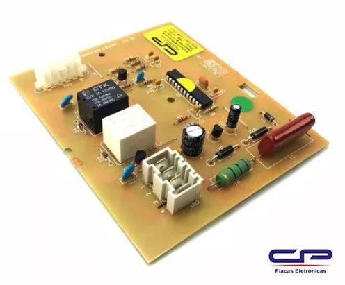 Placa Eletrônica Módulo de Potência Refrigerador Brastemp BRM35/ CRM35 127V CP 592