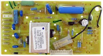 Placa Eletrônica Potência Lavadora Brastemp e Consul 127v. Original 326062222