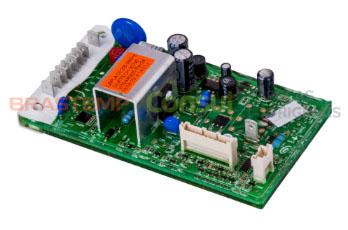 Placa Eletrônica Potência Lavadora Brastemp e Consul W10446925