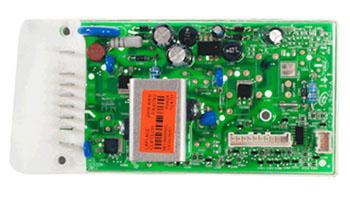 Placa Eletrônica Potência Lavadora Brastemp e Consul 220v Original W10446925
