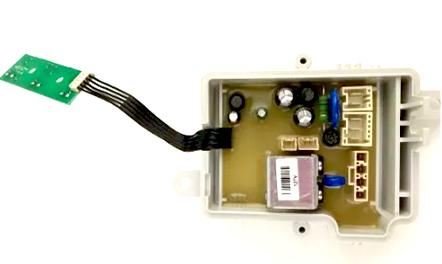 Placa Eletrônica Potência Lavadora Consul Facilit 127v. Original W10700346