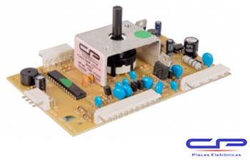 Placa Eletrônica Potência Lavadora Electrolux LTC10 V1 Bivolt CP Eletrônica 1433