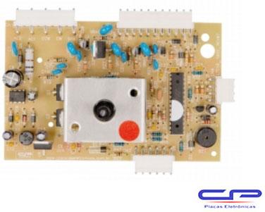 Placa Eletrônica Potência Lavadora Electrolux Versão 2 CP Eletrônica 1434