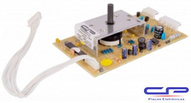 Placa Eletrônica Potência Lavadora Electrolux LTE09 CP Eletrônica 941