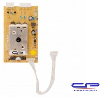 Placa Eletrônica Potência Lavadora Electrolux LTE09 Bivolt CP Eletrônica 941
