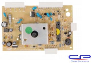 Placa Eletrônica Potência Lavadora Electrolux LTE12_ V2 CP Eletrônica 1438
