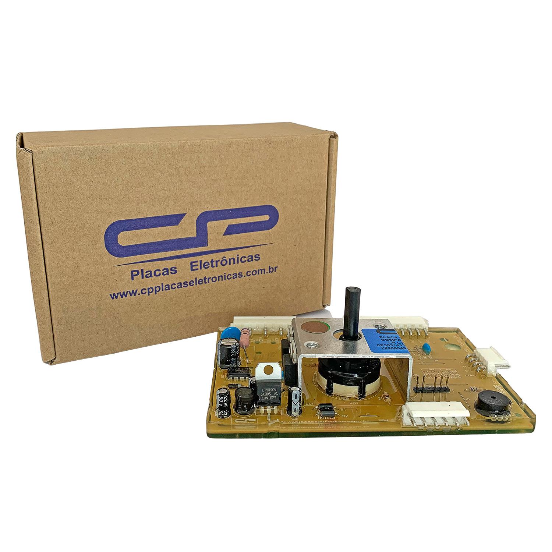 Placa Eletrônica Potência Lavadora Electrolux Versão 1 CP Eletrônica 1433