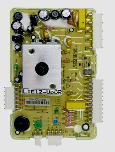 Placa Eletrônica Potência Lavadora LTE12 Electrolux 70202905
