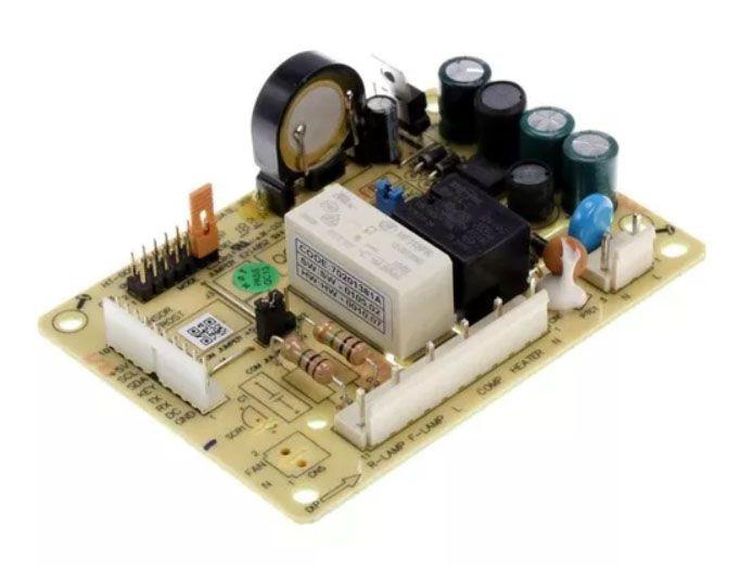 Placa Eletrônica Potência para Geladeira Electrolux DF42 Original 70201381