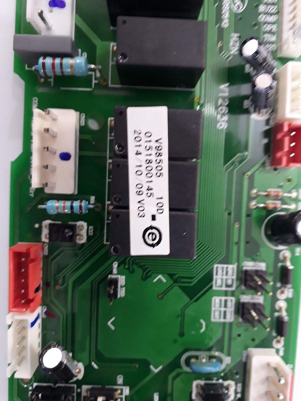 Placa Evaporadora Eletrolux 36/ 48/ 60.000 Btus ORIGINAL 0151800145