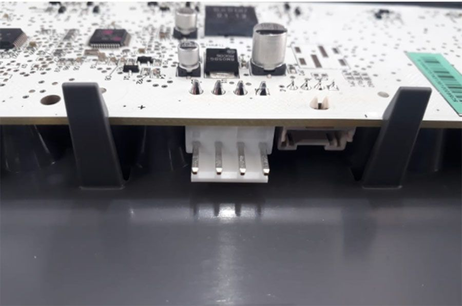 Placa Interface Bivolt Geladeira Brastemp Bre80ar W10406733