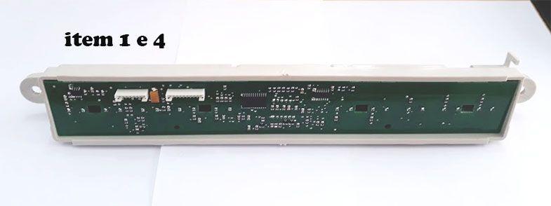 Placa Lava Louça Electrolux Le12 Le09 220v Kit Original 50300423