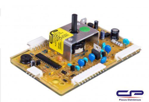 Placa Potencia Lavadora Electrolux Ltc10/Ltc12 bivolt CP1437