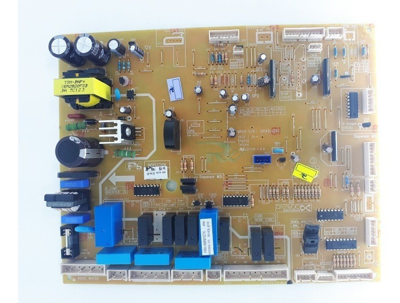 PLACA PRINCIPAL Side By Side Ss90x 30143HR080