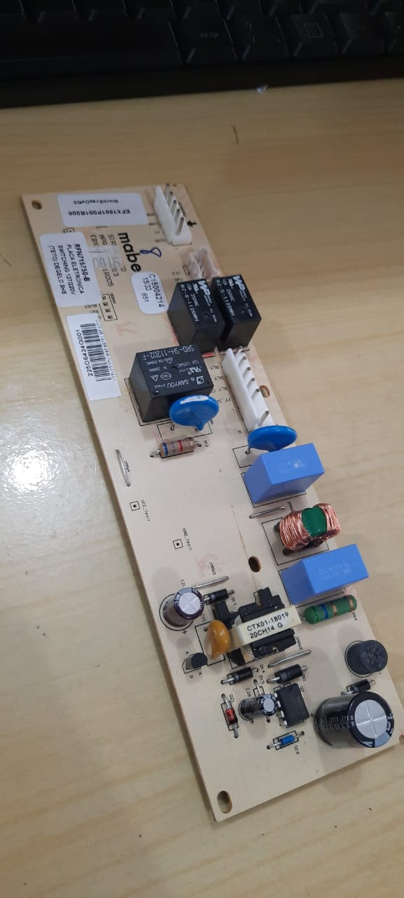 Placa Refrigerador Continental Rfct-515 225d6424g001