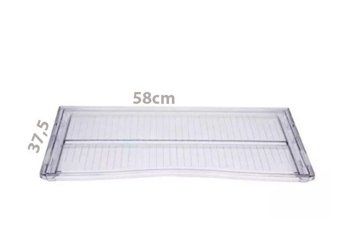 Prateleira Acrílica para Refrigerador Electrolux DC49A / DC48 Original 77490706