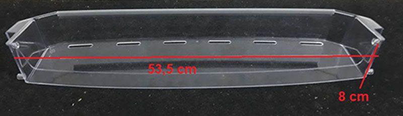 Prateleira Movel Acrílica Da Porta Pequena Bosch - 662058