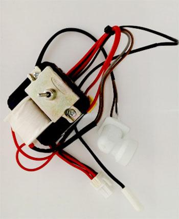 Rede Sensor Ventilador Geladeira Electrolux 220v. Original 70201412