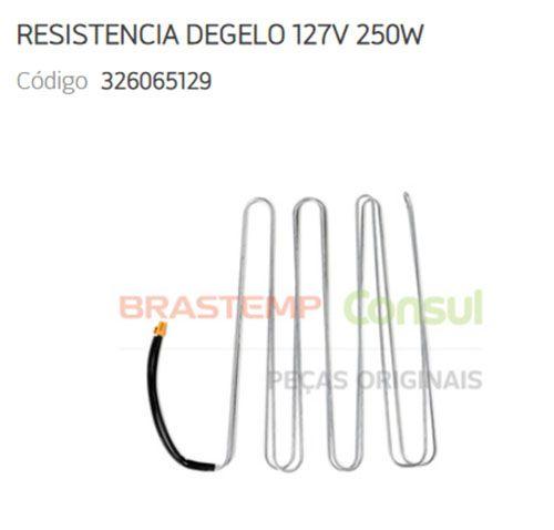 Resistencia De Gelo P/ Refrigerador Brm49bb 127v 326065129