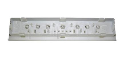 Suporte para Placa Interface Lavadora Brastemp Consul 7 Botões  Original 326004792