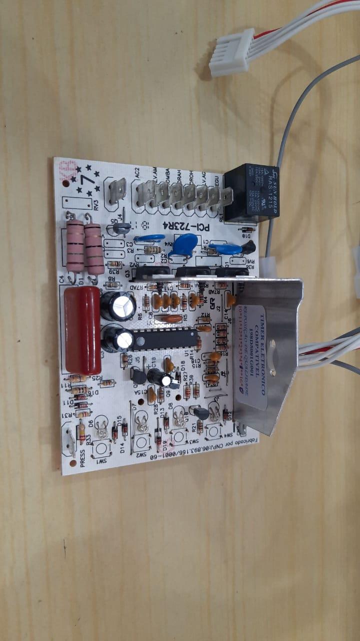 Timer eletrônico compatível 198D5001G001