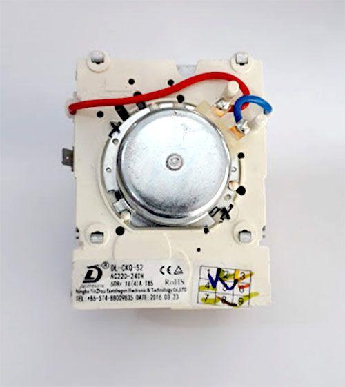 Timer Secadora Electrolux Str10 St10 220v Codigo Original 302460660076