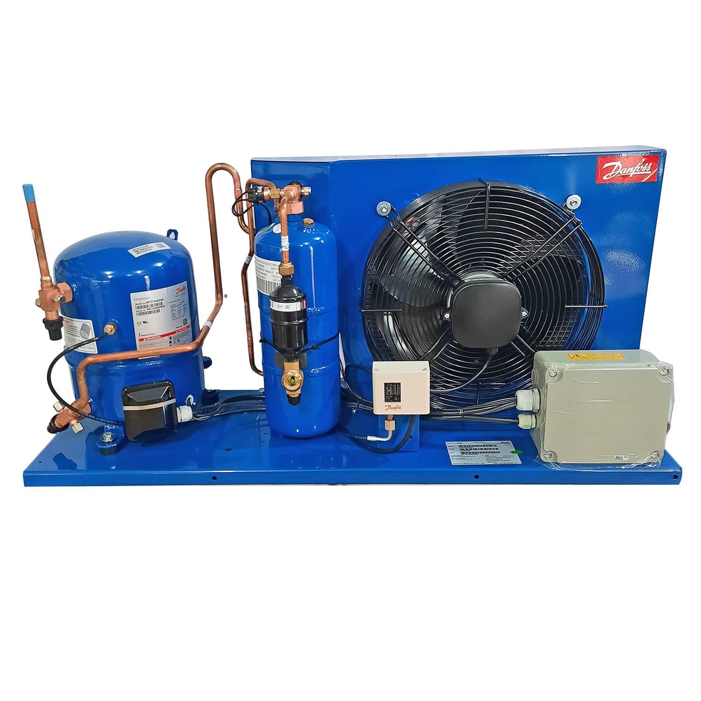 Unidade Condensadora 1,5 Hp Danfoss HJZ019 220v Trifásica R404/R22